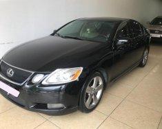 Cần bán lại xe Lexus GS 350 AWD đời 2008, màu đen, nhập khẩu giá 768 triệu tại Hà Nội