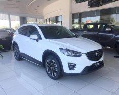Cần bán Mazda CX 5 2.5 Facelift đời 2018, màu trắng giá 849 triệu tại Nghệ An