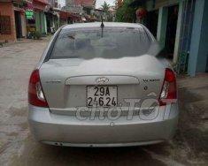 Bán xe Hyundai Verna sản xuất năm 2008, màu bạc  giá 170 triệu tại Thanh Hóa