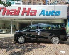 Bán Toyota Alphard sản xuất 2018, màu đen, xe nhập giá 6 tỷ 390 tr tại Hà Nội