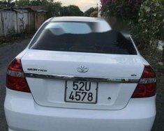 Cần bán xe Daewoo Gentra 2009, màu trắng  giá 209 triệu tại BR-Vũng Tàu