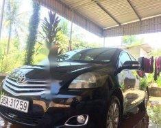 Bán Toyota Vios 2009, màu đen chính chủ giá 270 triệu tại Thanh Hóa