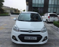 Cần bán gấp Hyundai Grand i10 đời 2016, màu trắng, nhập khẩu xe gia đình giá 328 triệu tại Hà Nội