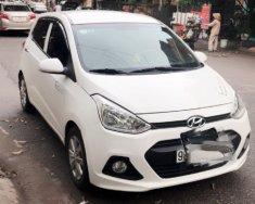 Bán Hyundai Grand i10 năm 2016, màu trắng, nhập khẩu nguyên chiếc chính chủ giá 295 triệu tại Bắc Giang