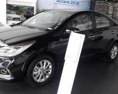 Bán Hyundai Accent 1.4AT năm sản xuất 2018, màu đen giá 499 triệu tại BR-Vũng Tàu