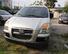 Bán ô tô Hyundai Starex GRX đời 2004, 3 chỗ 1000kg, màu bạc, nhập khẩu nguyên chiếc giá 240 triệu tại Hà Nội
