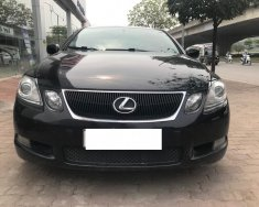 Cần bán Lexus GS 350 sản xuất năm 2007, màu đen, xe nhập, giá tốt giá 760 triệu tại Hà Nội