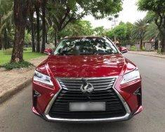 Bán Lexus RX 350 đời 2016, màu đỏ, nhập khẩu nguyên chiếc giá 3 tỷ 680 tr tại Tp.HCM