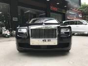 Chính chủ bán xe Rolls-Royce Ghost EWB 6.6 W12 2011, màu đen, nhập khẩu giá 10 tỷ 900 tr tại Hà Nội