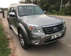 Cần bán gấp Ford Everest đời 2011, màu xám, giá tốt giá 550 triệu tại Đồng Nai