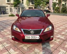 Bán Lexus IS 250C 2010, màu đỏ, nhập khẩu chính chủ giá 1 tỷ 480 tr tại Hà Nội