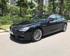 Bán BMW 6 Series 640i đời 2014, màu đen, nhập khẩu nguyên chiếc giá 2 tỷ 510 tr tại Hà Nội