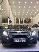 Bán Mercedes S500 sản xuất năm 2016, màu đen, nhập khẩu giá 4 tỷ 950 tr tại Tp.HCM