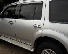 Cần bán lại xe Ford Everest đời 2009, màu bạc giá 465 triệu tại Đồng Nai