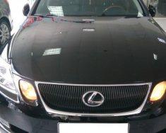 Cần bán xe Lexus GS AT sản xuất năm 2007, màu đen, nhập khẩu giá 865 triệu tại Hà Nội