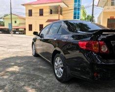Cần bán gấp Toyota Corolla GLi năm 2008, màu đen, nhập khẩu nguyên chiếc xe gia đình giá cạnh tranh giá 482 triệu tại Thái Nguyên