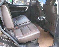 Cần bán Toyota Fortuner 2.7 4x2 năm 2018, màu nâu, xe nhập giá 1 tỷ 299 tr tại Thái Nguyên