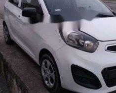 Cần bán lại xe Kia Morning năm sản xuất 2013, màu trắng, giá 225tr giá 225 triệu tại Nam Định