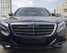 Bán xe Mercedes S400 Maybach đời 2018, màu xanh lam, nhập khẩu nguyên chiếc giá 6 tỷ 300 tr tại Tp.HCM