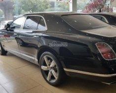 Bán xe Bentley Mulsanne Speed màu đen, sản xuất 2015, xe nhập khẩu nguyên chiếc theo hình thức lướt giá 24 tỷ 550 tr tại Hà Nội