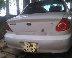Bán xe Kia Spectra 2004, màu trắng, 110 triệu giá 110 triệu tại Phú Thọ