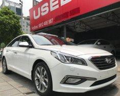 Bán Hyundai Sonata 2.0AT đời 2015, màu trắng, nhập khẩu  giá 780 triệu tại Hà Nội