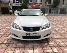 Bán Lexus IS 250C sx 2009, đăng ký lần đầu 2010 giá 1 tỷ 280 tr tại Hà Nội