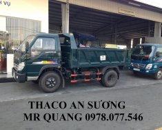 Xe Ben Trường Hải 6 tấn, 5 khối, Thaco Forand FLD600c hỗ trợ trả góp tại TPHCM giá 380 triệu tại Tp.HCM
