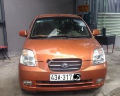 Bán xe Kia Morning 2004, màu vàng cam, nhập khẩu giá 170 triệu tại Đà Nẵng