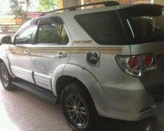 Chính chủ bán xe Toyota Fortuner V đời 2013, màu bạc giá 690 triệu tại Hải Phòng