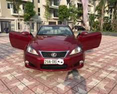 Bán Lexus IS250C nhập Nhật nguyên chiếc, sản xuất 2010 giá 1 tỷ 480 tr tại Hà Nội