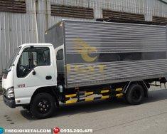 Bán xe tải Isuzu 1t9 2018, đại lý bán xe tải Isuzu trả góp 90%, xe tải Isuzu 1T9 2018, xe tải Isuzu Euro4 giá 491 triệu tại Tp.HCM
