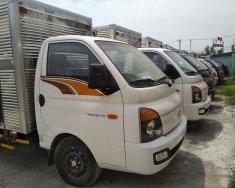 Bán xe Hyundai Porter H 150 2018 linh kiện nhập khẩu Hàn Quốc, màu trắng  giá 369 triệu tại Tp.HCM