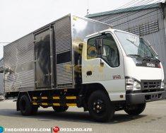 Bán xe tải Isuzu 1t9 Euro 4 mới nhất 2018, giá xe tải Isuzu 1T9 2018, đại lý bán xe tải giá 494 triệu tại Tp.HCM