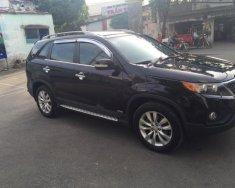 Chính chủ bán Kia Sorento đời 2011, màu đen, xe nhập giá 638 triệu tại Lâm Đồng