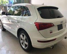 Bán Audi Q5 2.0T năm 2010, màu trắng, nhập khẩu   giá 950 triệu tại Hà Nội