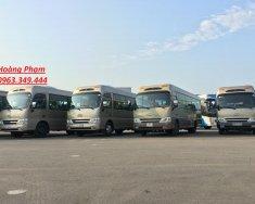 Cần bán xe Hyundai County thân dài đời 2017 nóc cao giá 1 tỷ 300 tr tại Hà Nội