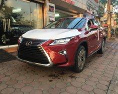 Bán xe Lexus RX 350L sản xuất 2018, màu đỏ, nhập khẩu Mỹ LH: 0982.84.2838 giá 4 tỷ 890 tr tại Hà Nội