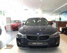 Cần bán BMW 3 Series 320i GT đời 2017, màu xanh lam, nhập khẩu nguyên chiếc giá 1 tỷ 929 tr tại Tp.HCM