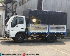 Công ty bán xe tải Isuzu 1T4 - 1.4T - 1.4 Tấn trả góp giao ngay thùng kín, thùng bạt, Bán Xe Tải Isuzu 1t4 – 2t4 Trả Góp giá 450 triệu tại Tp.HCM