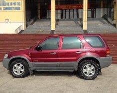 Bán ô tô Ford Escape 3.0 V6 năm sản xuất 2002, màu đỏ, 152 triệu giá 152 triệu tại Phú Thọ