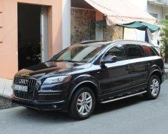 Chính chủ bán Audi Q7 đời 2011, màu đen, nhập khẩu giá 1 tỷ 659 tr tại Tp.HCM