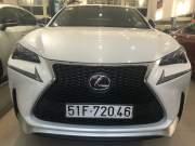 Bán ô tô Lexus NX 200T F-Sport đời 2015, màu trắng, xe nhập giá 2 tỷ 650 tr tại Tp.HCM