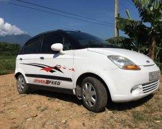 Cần bán lại xe Chevrolet Spark Lt sản xuất năm 2011, màu trắng, giá 127tr giá 127 triệu tại Thái Nguyên