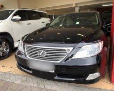Bán xe Lexus LS 460L đời 2008, màu đen, nhập khẩu nguyên chiếc chính chủ giá 1 tỷ 180 tr tại Hà Nội