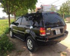 Bán ô tô Ford Escape 3.0 V6 đời 2003, màu đen, 145 triệu giá 145 triệu tại Hà Nội