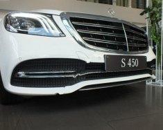 Cần bán Mercedes S450L Luxury năm sản xuất 2018, màu trắng, giá tốt  giá 4 tỷ 159 tr tại Hà Nội