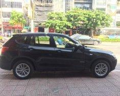 Cần bán BMW X3 năm sản xuất 2012, màu đen, nhập khẩu nguyên chiếc, giá tốt giá 1 tỷ 100 tr tại Hà Nội