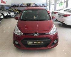 Bán ô tô Hyundai Grand i10 Grand 1.2 AT đời 2016, màu đỏ, nhập khẩu nguyên chiếc như mới, giá tốt giá 429 triệu tại Hải Phòng