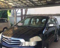 Bán ô tô Toyota Innova sản xuất 2008, màu đen ít sử dụng  giá Giá thỏa thuận tại Tp.HCM
